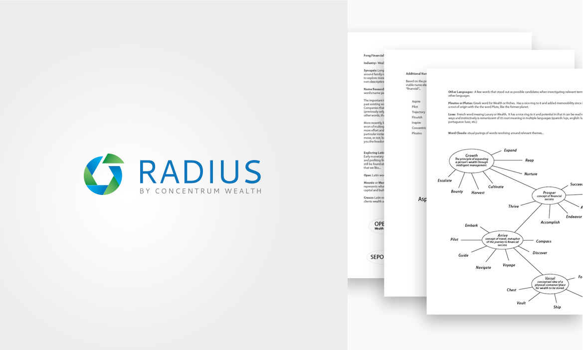 radius paper hangout