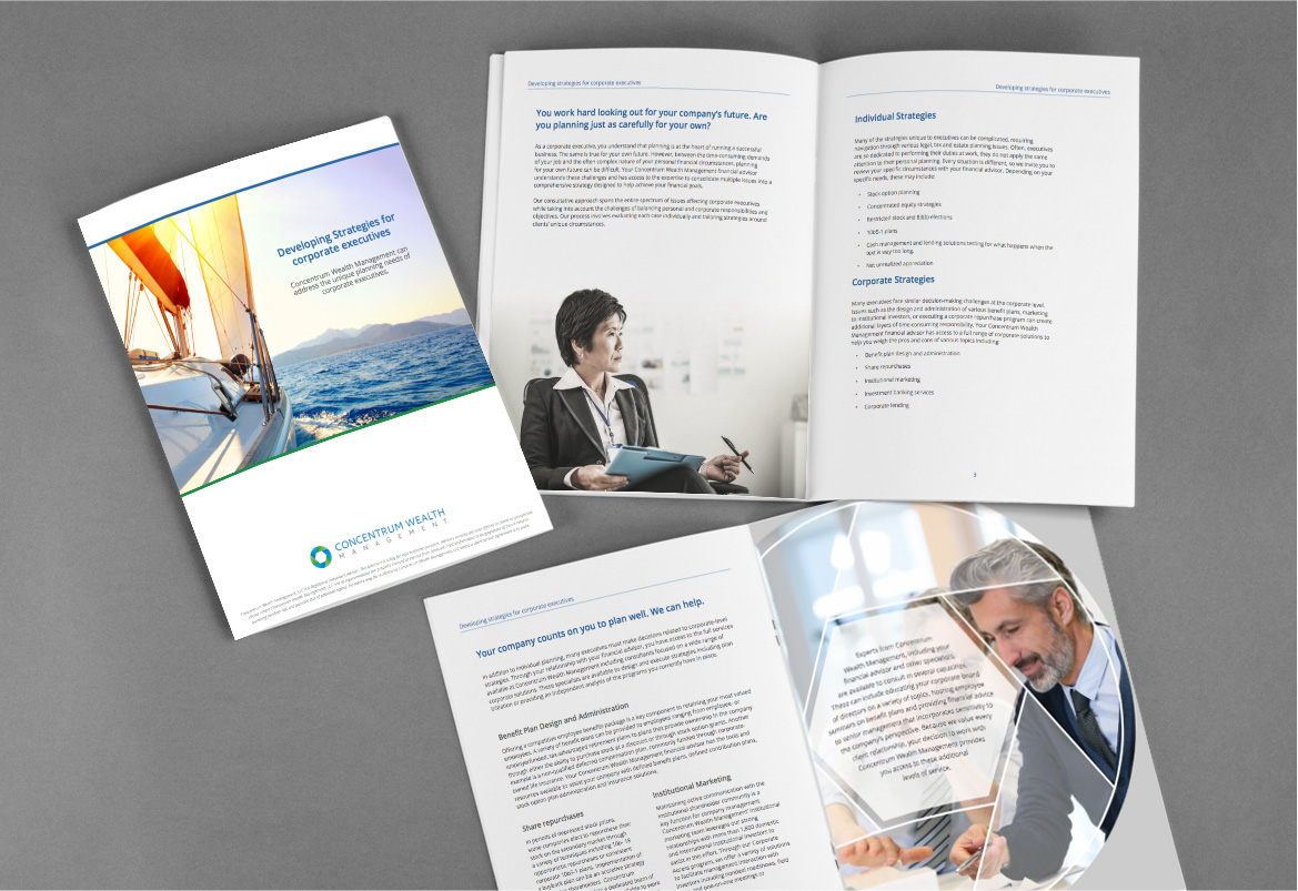 concentrum wealth management paper handout
