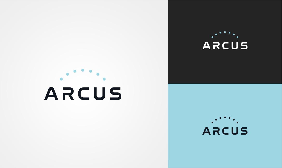 arcus logo design