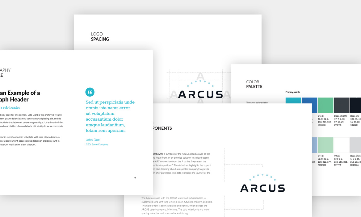 arcus print outs